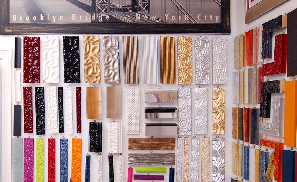 Il corniciaio negozio e laboratorio a roma prati for Vendita cornici per quadri